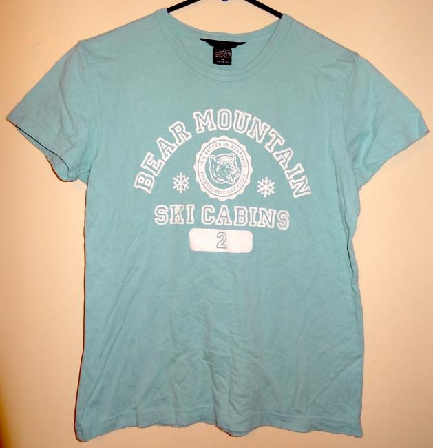 Abercrombie & Fitch T Shirt Light blue