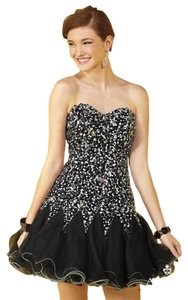 Alyce Designs Alyce Short Tie Back Dress