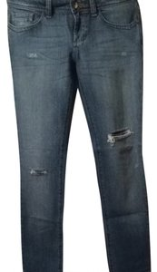 DL1961 Boyfriend Cut Jeans-Distressed
