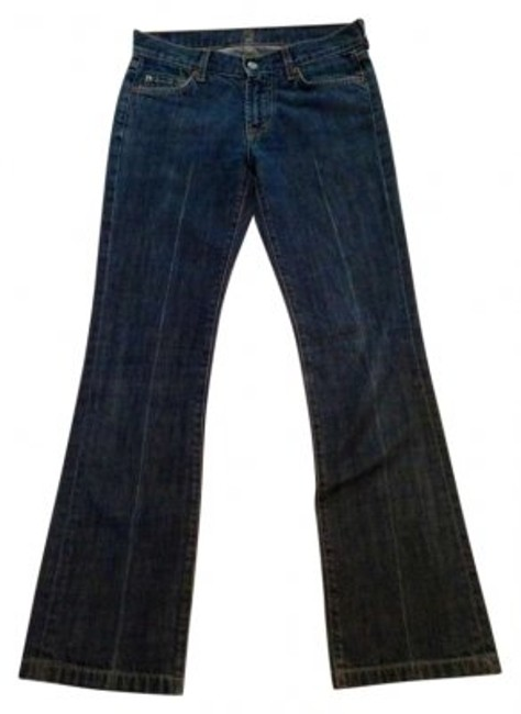 Preload https://item4.tradesy.com/images/7-for-all-mankind-blue-denim-medium-wash-boot-cut-jeans-size-27-4-s-129848-0-0.jpg?width=400&height=650