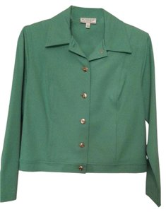 St. John Sport Blazer Fresh Green Jacket