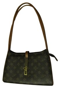 Louis Vuitton Satchel in Two Tone Bown
