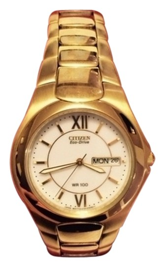 Preload https://img-static.tradesy.com/item/12985894/citizen-gold-men-s-eco-drive-stainless-steelgoldtone-watch-0-1-540-540.jpg