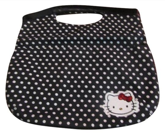 Hello Kitty Black Clutch
