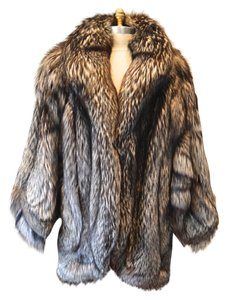 Designers Originals Fox Fur Fur Fur Coat