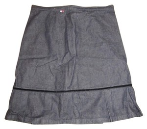 Tommy Hilfiger Skirt Blue Jean