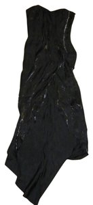 Morgan & Co Elegant Slit Dress