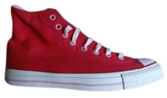 Preload https://img-static.tradesy.com/item/129868/converse-red-pink-high-top-sneakers-size-us-10-0-0-540-540.jpg