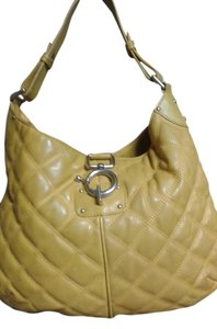 J.Crew Quilted Tumbled Quincy Hobo Bag