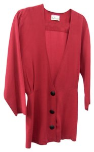 Nina Piccalino red, black Blazer