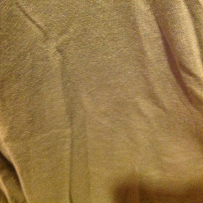 The Limited Like New Long Sleeve With Sequin Details T Shirt Olive Green Image 3