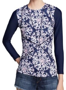 Cynthia Rowley Coral Reef Rash Guard