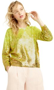 J.Crew Sequin Collection Sequined Sweater