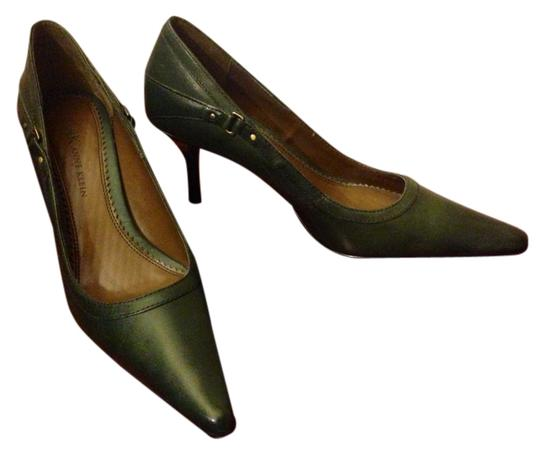 Anne Klein Green Pumps