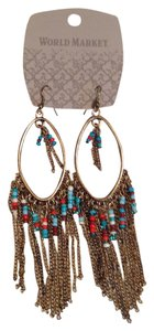 Ethnic Boho Chandelier Earrings