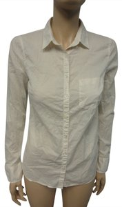 J.Crew Button Down Shirt off white