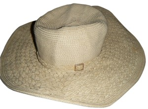 Croft & Barrow Straw Floppy Sun Boho Hat