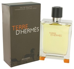 Hermès TERRE D'HERMES by HERMES ~ Men's Eau de Toilette Spray 6.7 oz