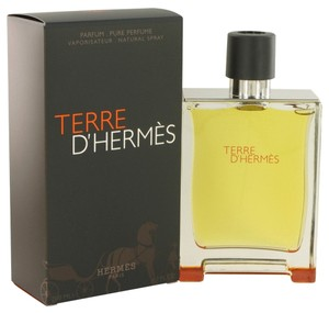 Hermès TERRE D'HERMES by HERMES ~ Men's Pure Perfume Spray 6.7 oz