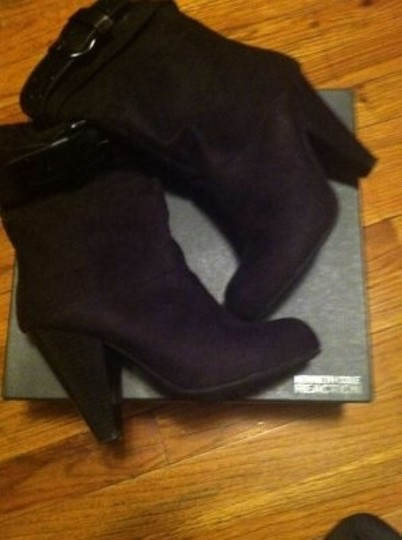 Kenneth Cole Reaction Black Boots