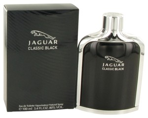 Jaguar JAGUAR CLASSIC BLACK by JAGUAR ~ Men's Eau de Toilette Spray 3.4 oz