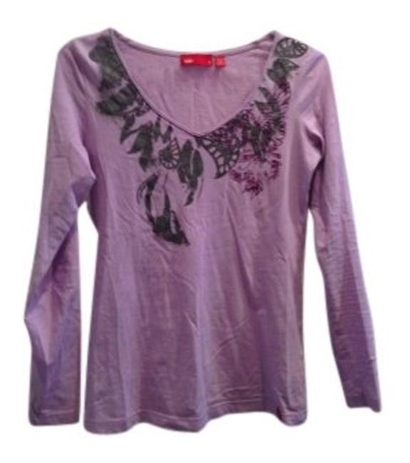 Preload https://item5.tradesy.com/images/esprit-lilac-edc-long-sleeve-with-screen-print-and-embroidered-details-tee-shirt-size-4-s-129914-0-0.jpg?width=400&height=650