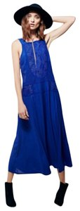 Blue Maxi Dress by Free People