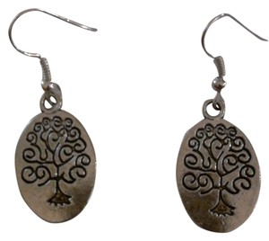 UNKNOWN Tree of Life Dangle Earrings
