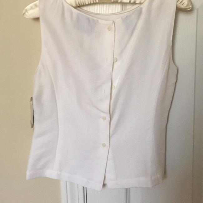 DKNY Top white Image 1
