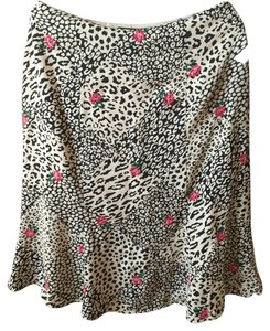 Other Skirt Animal print with roses