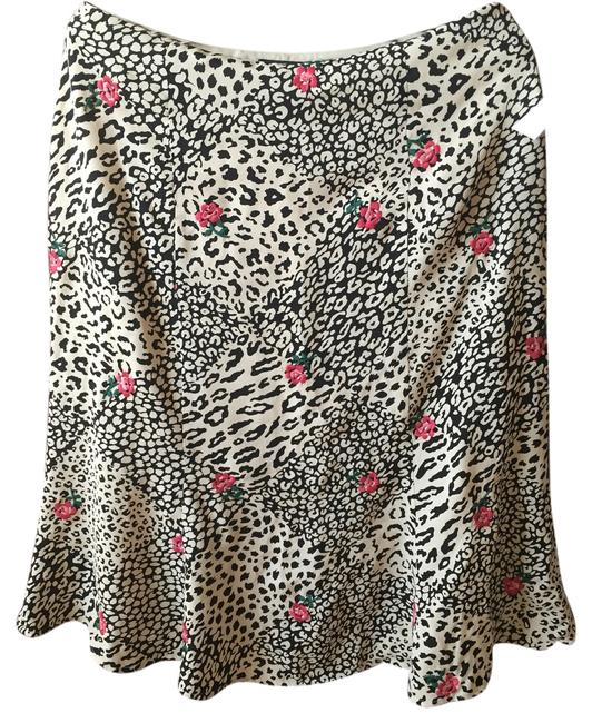 Other Skirt Animal print with roses Image 0