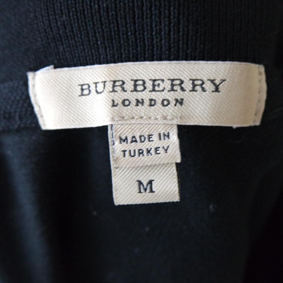 7141bc0d Burberry London short dress Black Polo Embroidered Collared on Tradesy  Image 5. 123456