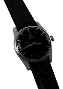 Omega 1958 Omega Vintage Mens Dress Watch - Stainless Steel - Classic Style