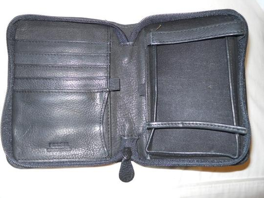 Fossil Fossil leather phone wallet