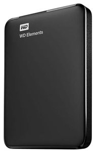 Western Digital Western-Digital-Elements-2TB-Portable-External-Hard-Drive