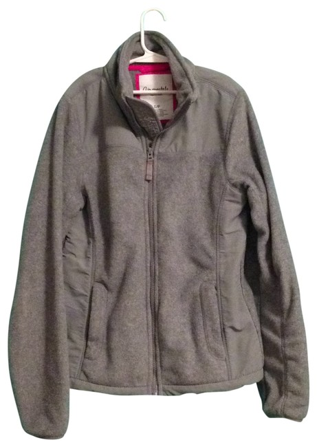 Preload https://img-static.tradesy.com/item/129953/aeropostale-gray-fleece-size-4-s-0-0-650-650.jpg