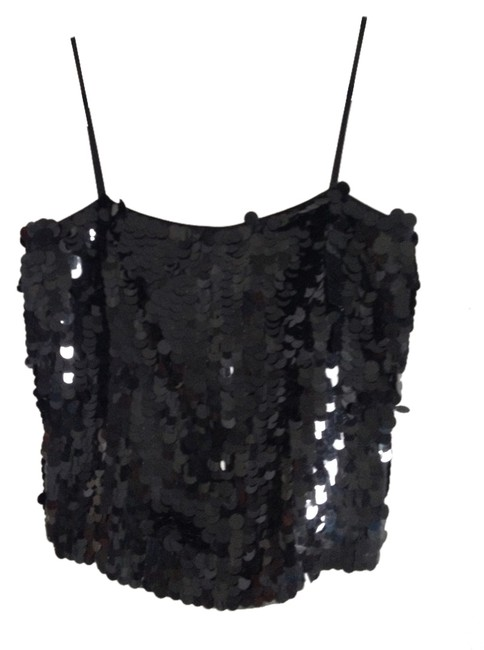 Michael Kors Top Black sequins