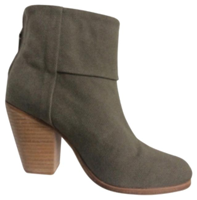 Item - Stonewall Green Classic Newbury Ankle Boots/Booties Size US 10 Regular (M, B)