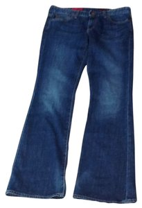 AG Adriano Goldschmied Flare Leg Jeans-Medium Wash