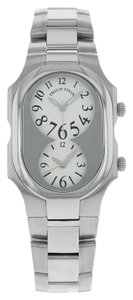 Philip Stein Philip Stein Signature 2-G-FW-SS Stainless Steel Quartz Unisex Watch (8254)