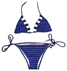 Juicy Couture Striped Juicy Couture Swimsuit