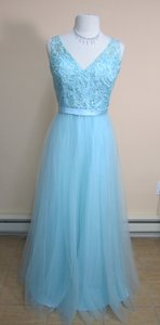 Mori Lee Mint 134 Dress