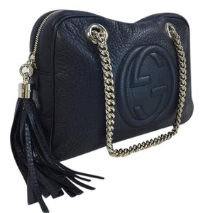 Gucci Soho Chain Shoulder Bag