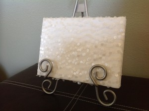 Wilton's Reserved For Jennifer Sequined Guest Book Other