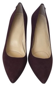 Calvin Klein Burgendy Pumps