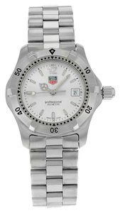 TAG Heuer TAG Heuer Professional WK1312.BA0313 Stainless Steel Watch (10340)