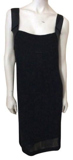 durable modeling Narciso Rodriguez Black Chainmeal Dress - 85% Off Retail