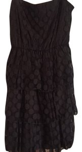 City Studios short dress Black on Tradesy