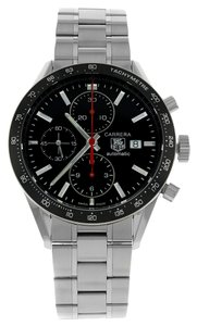 TAG Heuer TAG Heuer Carrera CV2014.BA0794 Stainless Steel Automatic Watch (8750)
