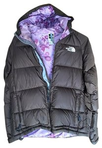 The North Face Puffer Puffer DARK BROWN Jacket